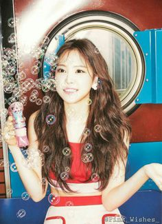 Son yeoshin photoshoot mini album 'Pink up'