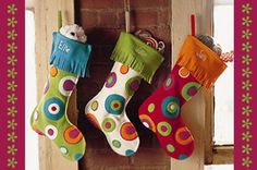 christmas stocking designs