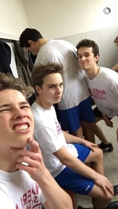 Gym selfie kan gewoon