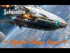 Subnautica - прохождение # ЖЕСТКОЕ ПРИВОДНЕНИЕ # 01