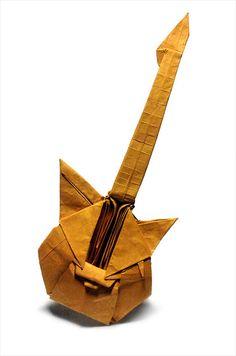 Origami de Yaroslav Mischenko