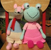 Froggy and Foxy