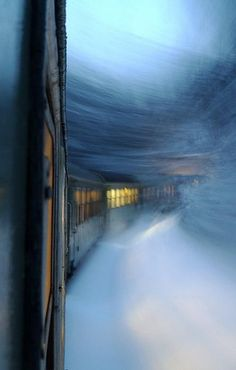 like in a dream: Midnight Train