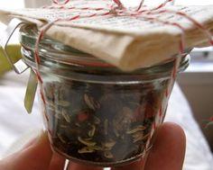 homemade Chai tea gift!