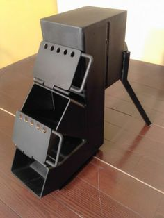 IRON PRODUCTS | 100-150 type Rocket Stove‎
