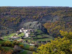 Le neck de Sceautre Ardèche 07 France