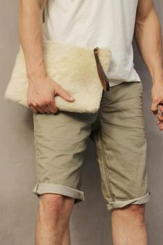 Unions of Smith Sheepskin Carryall