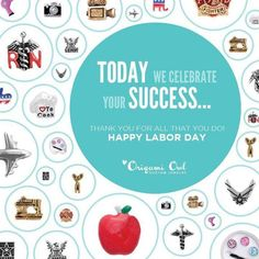 Labor Day with Origami Owl!