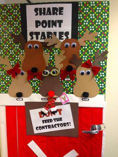 Christmas In July Office Decorations - - Yahoo Image . office door decorations for christmas ideas Funny Christmas Decorations, Christmas Door Decorating Contest, Locker Decorations, Funny Christmas Cards, Christmas In July, Paper Decorations, Christmas Humor, Birthday Party Decorations, Christmas Ideas