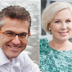 Henkilöbrändäys: Mika D. Rubanovitsch ja Elina Koivumäki by Duunitori on SoundCloud