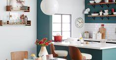 狭い部屋で、ダイニングスペースをどう確保する?なるほどアイデア10選 | How To Style, Small Spaces and The Punch