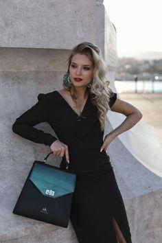 #orovicafashion x #hodlikannabag #littleblackdress Every Woman, Timeless Fashion, Womens Fashion, Black, Dresses, Design, Vestidos, Black People