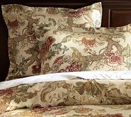 Graciela Palampore Duvet Cover & Sham