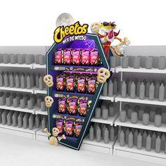 Cheetos Halloween on Behance