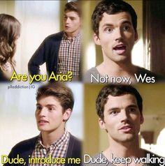 Haha, Wes! xD ❤️