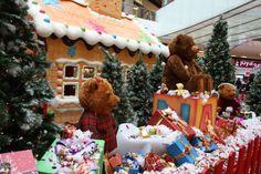 La Casita de Caramelo de Marineda City: música y diversión en la Plaza Elíptica #Navidad #SuperNavidadCity #Navidad #Xmas