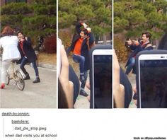 But i thought Suho was the mom---he's both