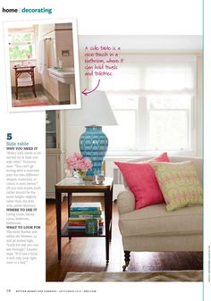 Our living room   Good Bones, Great Pieces