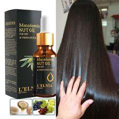 Argan Oil For Hair Care Treatment Essence Fast Powerful Hair Growth Liquid Hair Loss Products Serum Repair Keratine Herbal 20ml - Argan Oil