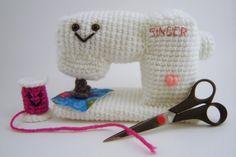 sticka virka rolig handarbete inspiration pyssel symaskin