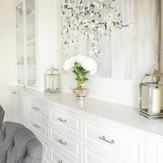 Dining Rooms Built Ins And Dining Room Cabinets On Pinterest