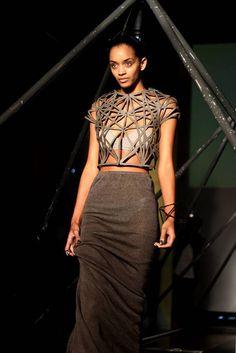 Geometric Elegance Designer: Titania Inglis