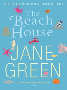 The Beach House by Jane Green. I had read Jemima J and felt like it was a Bridget Jones knockoff. However I really liked this book. There are a lot of characters to keep straight but it's fun summer reading. I'll look for more Green novels. Great Books To Read, I Love Books, New Books, Good Books, Book Club Books, Book Lists, Reading Lists, Beach Reading, Reading Room
