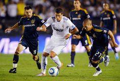Prediksi Skor Real Madrid vs Los Angeles Galaxy 2 Agustus 2013