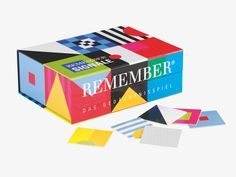 REMEMBER MULTI-COLOURED Card Signale memory game - HabitatUK. I just bought this game. Love it!
