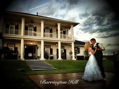 Receptions - Barrington Hill Farm Weddings