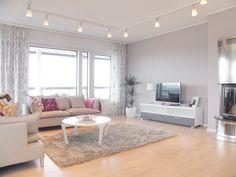 Apartment, living room, interior design. Asunto, olohuone, sisustussuunnittelu. Lägenhet, vardagsrum, inredningsdesign.