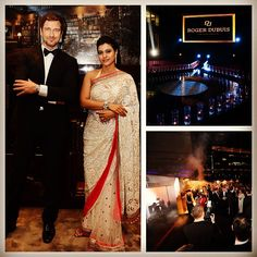 To celebrate this incredible occasion with Kajol and Gerard Butler, Roger Dubuis was delighted to invite 300 selected guests to discover its new flagship boutique.