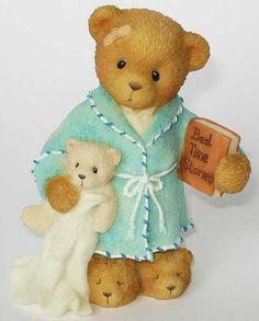 """Jude """"Love Is The Beary Best Bedtime Story"""""""