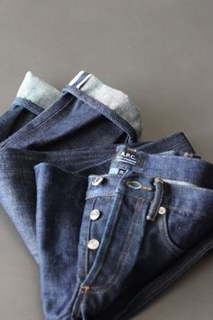 NEW APC Petit Standard Skinny Jeans Sz. 25 MINT Condition Selvedge Denim #APC #SlimSkinny