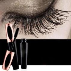 Silk Fiber Eyelash Mascara - Novel Fashion, Hair, Beauty - Eye Make up Fiber Lash Mascara, Fiber Lashes, Beauty Skin, Beauty Makeup, Eye Makeup, Hair Beauty, Mascara Wands, Longer Eyelashes, Tips Belleza