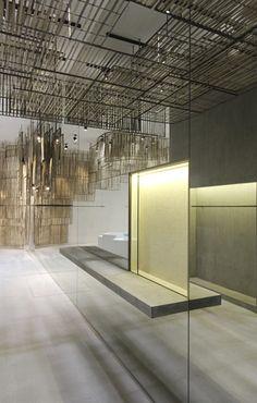 Isabel Marant flagship Store | Bangkok | Architect Studio Cigue