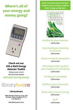Bookmark, Energy
