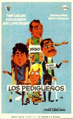 Los pedigüeños (1961) de Tony Leblanc - tt0055285