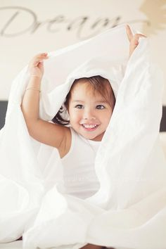 #Lifestyle Photography who hasn't had a morning in bed playing peek a boo jumping and throwing the sheet in the air!! Great memories