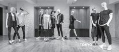 BLEND launch | Showroom Hans Boodt Mannequins | Tokyo