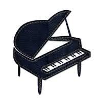 piano bar, piano art, piano cake  #flychord #flychordpiano Piano Cakes, Piano Art, Music Symbols, Digital Piano, Music Logo, Music Notes, Bar, Sheet Music
