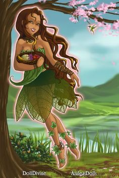 Earth by BFP ~ High Fantasy Dress Up