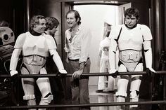 Mark Hamill and Harrison Ford | Rare, weird & awesome celebrity photos