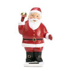 Kikkerland Solar Santa