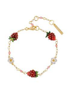 Cute Jewelry, Beaded Jewelry, Jewelry Accessories, Jewelry Design, Beaded Necklace, Jewelry Ideas, Les Nereides, Fashion Jewelry, Women Jewelry