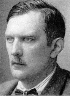 Arthur Moeller van den Bruck (1876 – 1925). In 1923, he wrote a book called 'Das Dritte Reich' (The Third Reich), coining the term. He advocated a combination of nationalism (from the right) and socialism (from the left). He had a strong influence on the Conservative Revolutionary movement and later the National Socialist German Workers' Party.