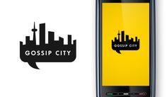 Gossip City - Velcro Suit - The Graphic Design and Illustration of Adam Hill