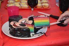 Ma recette de Rainbow Cake facile - Maman du Var