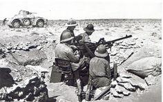 Autoblinda and Breda 20 mm AA Flak (AXIS)