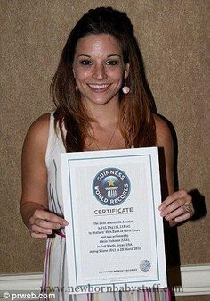 Baby Accessories Mother wins Guinness World Record for breast milk donation a...